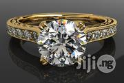 Johanna Swiss Ladies Engagement Ring JSO3 - Gold(Black Friday) | Wedding Wear for sale in Lagos State, Ikeja