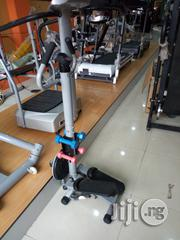 Stepper With Dumbell | Sports Equipment for sale in Ogun State, Ijebu Ode