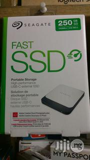 Seagate Fast Ssd 250gb | Computer Hardware for sale in Lagos State, Ikeja