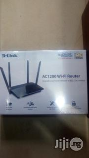 Dlink Ac1200 Dual Band Wifi Router DIR822 | Networking Products for sale in Lagos State, Ikeja