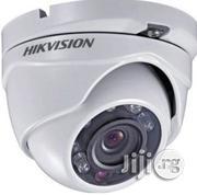 HIKVISION:DS-2CE56C0T-IR(2.8mm) 1MP Dome CMOS Sensor, 12 Pcs IR Leds, 20m IR, Ind | Photo & Video Cameras for sale in Lagos State, Ikeja