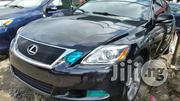Tokunbo Lexus GS350 2009 Black | Cars for sale in Lagos State, Lagos Island