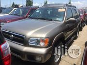 Nissan Pathfinder 2002 Gold | Cars for sale in Lagos State, Apapa