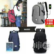 Anti Theft Waterproof Laptop Backpack With USB Charging Por | Bags for sale in Lagos State, Lagos Mainland