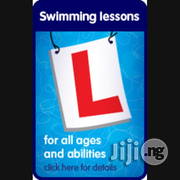 Swimming Instructor / Swimming Coach | Fitness & Personal Training Services for sale in Lagos State, Lagos Mainland