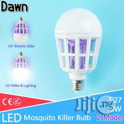 LED Mosquito Killer Lamp Bulb UV Electric Trap Light | Home Accessories for sale in Lagos State, Ikeja