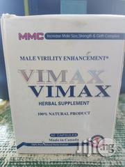 Vimax Herbal Supplement. | Vitamins & Supplements for sale in Lagos State, Agege