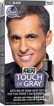 Touch Of Gray Comb-in Men's Hair Color - Black | Hair Beauty for sale in Lagos State, Agege