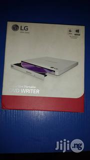 LG Ultra Slim Portable DVD Writer | Computer Hardware for sale in Lagos State, Ikeja