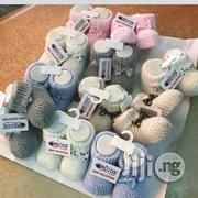 Recos Baby Knitted Booties | Children's Shoes for sale in Lagos State, Alimosho
