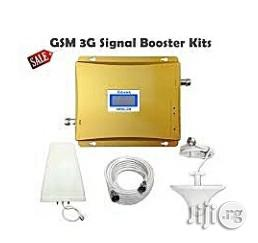 Universal Dual-band GSM Network Signal Booster
