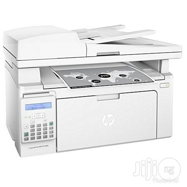 HP Laserjet 130FN Print,Scan,Copy,And Fax With HP Laser Jet MFP