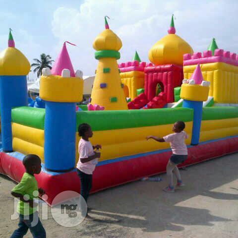 Arabian Bouncing Castle