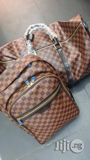 Louis Vuiton Checkered Bag Pack | Bags for sale in Lagos State, Lagos Mainland