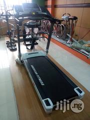 American Fitness 2.5hp Treadmill With Massager | Massagers for sale in Enugu State, Enugu