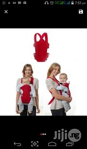 3D Mesh Front & Back Baby Carrier - Red | Children's Gear & Safety for sale in Rivers State, Port-Harcourt
