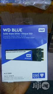 WD Blue Solid State Drive 250GB | Computer Hardware for sale in Lagos State, Ikeja