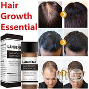 Hair Growth Essential Oil For Baldness And Bears   Skin Care for sale in Lagos State, Ojota