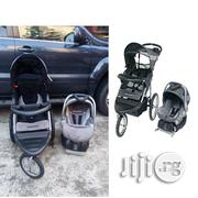 Tokunbo UK Used Baby Trends Expedition Stroller With Car Seat From Newborn To 6years | Prams & Strollers for sale in Lagos State