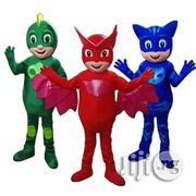 Quality PJ Mask Mascot Costume (Wholesale And Retail) | Children's Clothing for sale in Lagos State, Lagos Mainland