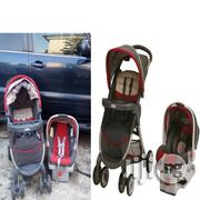 Tokunbo UK Used Graco Stroller With Car Seat From Newborn To 6years | Prams & Strollers for sale in Lagos State, Lagos Mainland