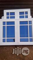 Aluminium Window And Installation | Windows for sale in Ikeja, Lagos State, Nigeria