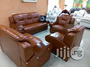 A Set Of Italian Sofa Chair Imported | Furniture for sale in Abia State, Aba South