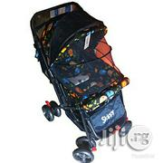 Graceland Baby Stroller-dark Blue | Prams & Strollers for sale in Rivers State, Port-Harcourt