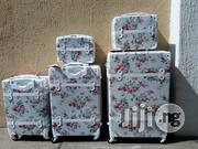 5 Set White Trolley Luggage | Bags for sale in Lagos State, Ikeja