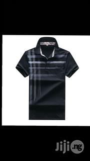 Burberry Polo T Shirt | Clothing for sale in Lagos State, Surulere