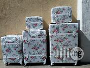 White Trolley Luggage | Bags for sale in Lagos State, Ikeja