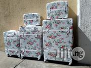 5pc Suitcase Trolley Travel Bag Luggage Set | Bags for sale in Lagos State, Ikeja
