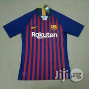 Authentic Barcelona FC 2018/19 Season Official Jersey | Children's Clothing for sale in Osun State, Iwo