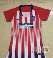 Authentic Athletico Madrid 2018/19 Season Official Home Jersey | Clothing for sale in Bayelsa State, Yenagoa