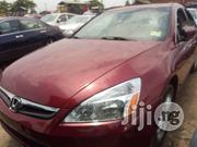 Honda Accord 2007 Red | Cars for sale in Lagos State, Apapa