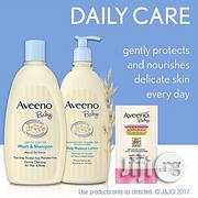 Aveeno Baby Daily Moisture Lotion And Wash Shampoo | Baby & Child Care for sale in Lagos State, Ojo