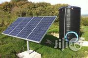 Solar Borehole System | Manufacturing Services for sale in Abuja (FCT) State, Garki 1
