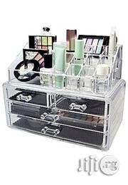 Acrylic 4 Tier Makeup and Jewelry Organizer | Jewelry for sale in Lagos State, Surulere
