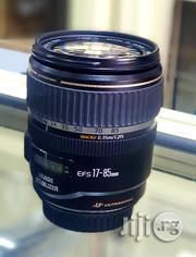 CanonEF-S 17-85mm F/4-5.6 IS USM Lens | Accessories & Supplies for Electronics for sale in Lagos State, Ikeja