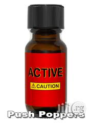 Poppers Active 25ml | Sexual Wellness for sale in Lagos State, Surulere
