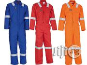 Fire Retardant Coverall (Wholesale And Retail) | Safety Equipment for sale in Lagos State, Lagos Mainland