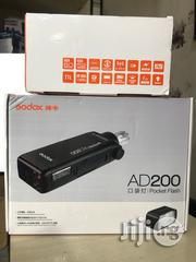 Godox AD200 TTL 2.4G HSS 1/8000s Flash Light Speedlite | Accessories & Supplies for Electronics for sale in Rivers State, Port-Harcourt