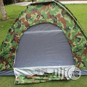 Camouflage Camp Tent For 4 People | Camping Gear for sale in Lagos State, Ikeja