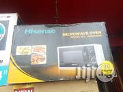 Brand New Hisense Manual Microwave Oven(20momme/20liters) | Kitchen Appliances for sale in Lagos State, Ojo