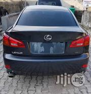 Lexus IS 250 AWD 2006 Black | Cars for sale in Lagos State, Lekki Phase 1