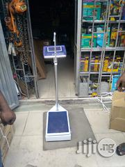 200kg Digital Scale Weight And Height Toma | Store Equipment for sale in Lagos State, Ojo