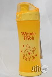 Portable Kids Bottle-yellow | Baby & Child Care for sale in Lagos State, Surulere