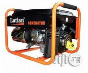 BRAND NEW Lutian 3.5KVA Manual Starter Generator LT3600 | Electrical Equipments for sale in Lagos State, Ojo