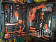 Tool Box With Drilling Machine | Hand Tools for sale in Lagos State, Lagos Island
