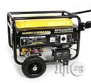 Brand New Sumec Firman Generator SPG 3000E2 With Key Starter | Electrical Equipments for sale in Lagos State, Ojo